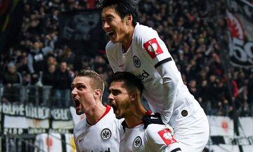 Κύπελλο Γερμανίας: Η Άιντραχτ συμπλήρωσε το καρέ των ομάδων στα ημιτελικά