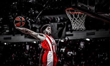 EuroLeague: Κυρίαρχος ΜακΚίσικ στο Top-10 της αγωνιστικής (vid)