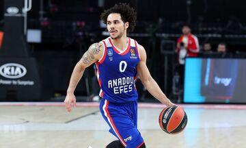 Αφιέρωμα της EuroLeague στον Λάρκιν: «Γι αυτό μου αρέσει να παίζω στην Ευρώπη» (vid)