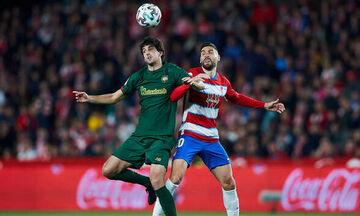 Γρανάδα - Αθλέτικ Μπιλμπάο 2-1: Στον τελικό του Copa del Rey οι Βάσκοι