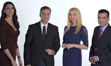 MEGA TV: Βαλμπουενά και Ρέτσος στο Mega Sports Weekend