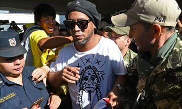 Ροναλντίνιο: Ψάχνουν εναλλακτική ποινή για τα πλαστά διαβατήρια