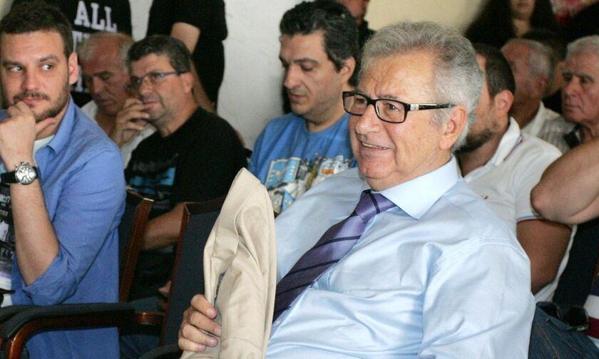Πέθανε ο Μιχάλης Τροχανάς, πρώην πρόεδρος της ΑΕΚ