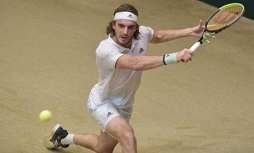 Davis Cup: Προβάδισμα πρόκρισης με νίκες των αδερφών Τσιτσιπά!