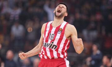 EuroLeague: Πρόκληση στην Πόλη για Ολυμπιακό!