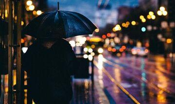 ΕΜΥ: Έκτακτο δελτίο επιδείνωσης του καιρού με βροχές, καταιγίδες και χαλάζι