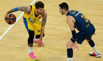 Euroleague: Η Ελλάδα στις επιλογές για το Μακάμπι Τελ Αβίβ - Μπασκόνια