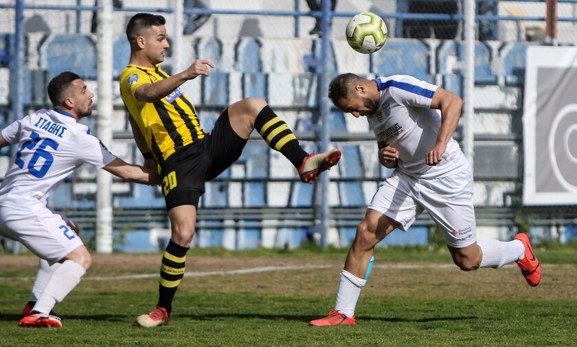 Football League: Προς  SL2 τα Τρίκαλα, νίκη-ανάσα για Αιγάλεω, ισοπαλία στη Ρόδο (βαθμολογία)