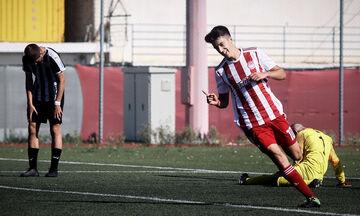 Super League K17: Έκανε το καθήκον του ο Ολυμπιακός, 3-2 τον ΟΦΗ