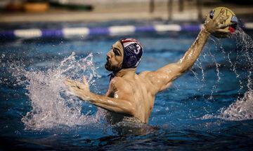 ΠΑΟΚ - Ολυμπιακός 5-10: Εξ αναβολής νίκη στο Ποσειδώνιο