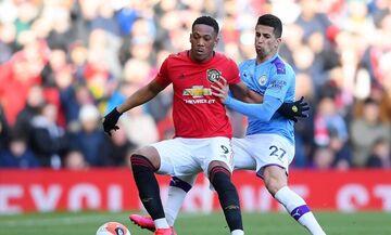 Premier League: Μάντσεστερ Γιουνάιτεντ - Μάντσεστερ Σίτι 2-0, η Λίβερπουλ στο +25 (vid - βαθμολογία)