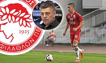 Ο Μιλόσεβιτς αποθεώνει τον 21χρονο Σέρβο του Ολυμπιακού, Τσούμιτς!