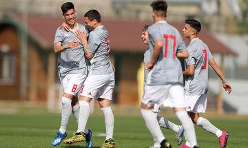 Super League K19: Νίκη παρά τις αντιξοότητες για τον Ολυμπιακό, 3-1 την ΑΕΛ