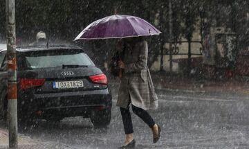 ΕΜΥ: Έκτακτο Δελτίο Επιδείνωσης Καιρού - Καταιγίδες, χαλαζοπτώσεις, θυελλώδεις άνεμοι