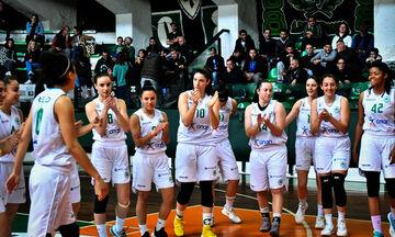 Α1 γυναικών μπάσκετ: Νίκη και διαφορά ο ΠΑΟ με Ελευθερία Μοσχάτου (βαθμολογία)
