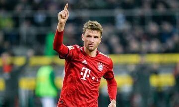 Bundesliga: Πήρε το βαυαρικό ντέρμπι η Μπάγερν, 2-0 την Άουγκσμπουργκ (highlights)