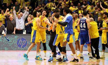 Euroleague: Στο Τελ Αβίβ το Μακάμπι-Μπασκόνια, αρκεί...