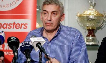 Προεκλογικός Φασούλας: Τι λέει για Βασιλακόπουλο, Παναθηναϊκό, Ολυμπιακό, διαιτησία και Giannis