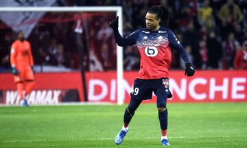 Ligue 1: Σταθερά στην τετράδα η Λιλ, 1-0 τη Λιόν (αποτελέσματα, βαθμολογία)