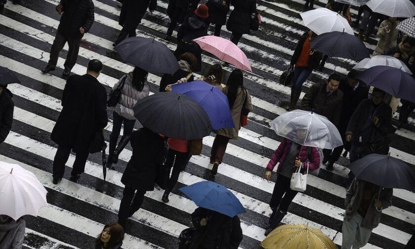 Καιρός: Βροχές και καταιγίδες - Θερμοκρασία σε άνοδο, ισχυροί άνεμοι