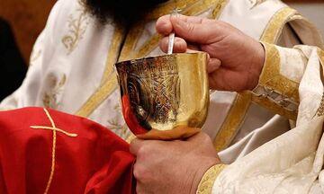 Κορονοϊός: Η Ιερά Σύνοδος για τη Θεία Κοινωνία και τα μέτρα στους ιερούς ναούς
