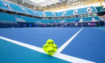 Κορονοϊός: Αναβολή στο τουρνουά του «Indian Wells» - Ακολουθεί το «Miami Open»!