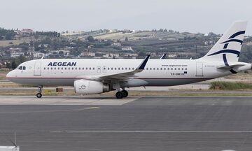Aegean-OlympicAir: Παράταση στη δωρεάν αλλαγή εισιτηρίων λόγω κορονοϊού