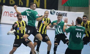 Κορονοϊός: Αναβολή του τελικού Κυπέλλου ανάμεσα σε ΑΕΚ και Διομήδη Άργους