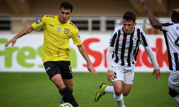 Super League 2: Έσωσε την ισοπαλία η Δόξα Δράμας, 2-2 με τον Εργοτέλη (βαθμολογία, vid)