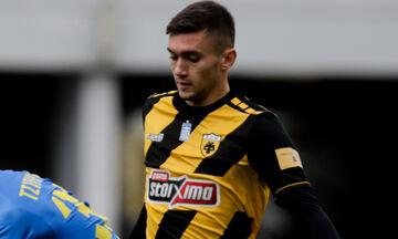 Nations League: Ο Μπάγεβιτς κάλεσε τον Σαμπανάτζοβιτς της ΑΕΚ στην εθνική Βοσνίας