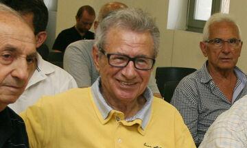 AEK: Κηδεύτηκε ο Μιχάλης Τροχανάς - Ποιοι τον αποχαιρέτησαν (pics)