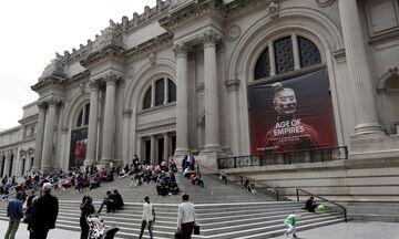 Πάρτι για τα 150 χρόνια του Metropolitan Museum of Art (vid)