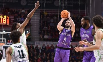 Basketball Champions League: Η Σάσσαρι επιστρέφει στην Ιταλία και δεν παίζει με Μπούργος