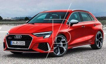 Έτσι θα είναι το νέο Audi RS 3!