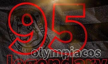 Ερυθρόλευκα τα social media: Οι Ολυμπιακοί γιορτάζουν την 10η Μαρτίου (pics)