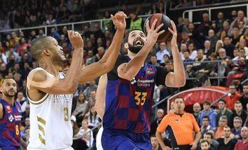 Ισπανία: Με κλειστές πόρτες το Ρεάλ - Μπαρτσελόνα στην ACB