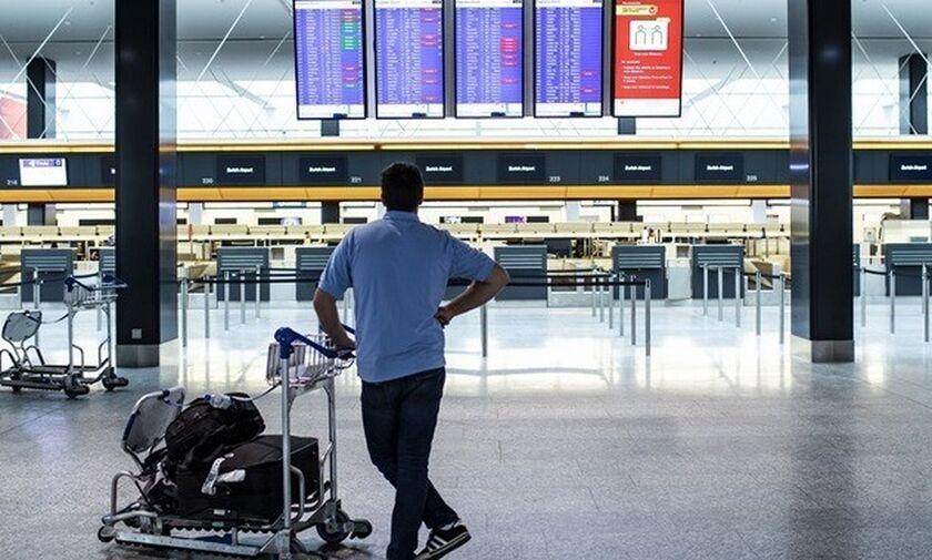 Κορονοϊός: Kαταστράφηκαν οι αεροπορικές εταιρίες