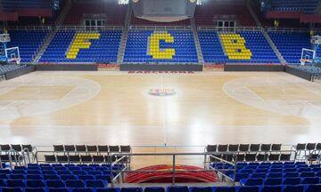 Euroleague: Κεκλεισμένων των θυρών και το Μπαρτσελόνα-Ζαλγκίρις (pic)