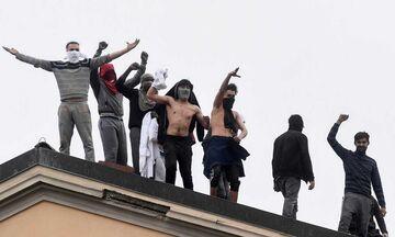 Kορονοϊός: Στους 12 οι νεκροί από τις ταραχές στις φυλακές της Ιταλίας