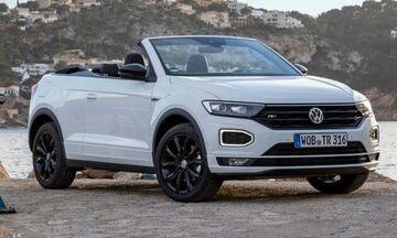 Εκδόσεις και επιδόσεις του VW T-Roc Cabriolet