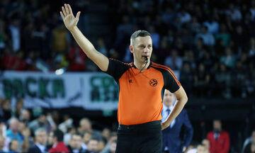 Αρμάνι Μιλάνο – Ολυμπιακός: Η Euroleague όρισε και διαιτητές!