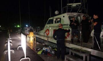 Τουρκική ακταιωρός συγκρούστηκε με σκάφος του λιμενικού στην Κω (vid)