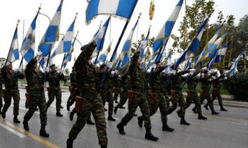 Κορονοϊός: Ματαιώνονται οι εθνικές και μαθητικές παρελάσεις της 25ης Μαρτίου