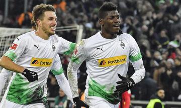 Bundesliga: Ξανά τέταρτη η Γκλάντμπαχ, 2-1 την Κολωνία (highlights)