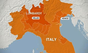 Κορονοϊός στην Ιταλία: Τα κρούσματα και οι θάνατοι ανά ηλικία (pics, vid)