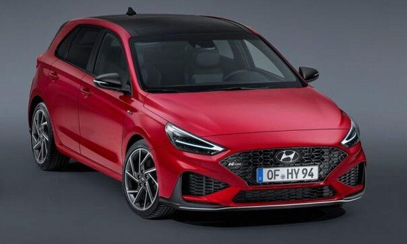 Οι επιδόσεις του νέου Hyundai i30 1.5 T-GDi 160 PS