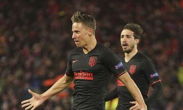 Champions League: Αποκαθήλωση της Λίβερπουλ από την Ατλέτικο, πέρασε η Παρί (highlights)