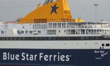 Κορονοϊός: Το Blue Star Mykonos πρώτο ελληνικό πλοίο σε καραντίνα - Αγωνία για 380 επιβάτες