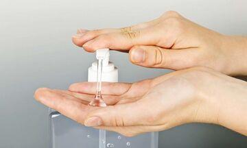 Κορονοϊός: Πόσο διαρκεί η απολύμανση των χεριών μετά από χρήση απολυμαντικού υγρού;