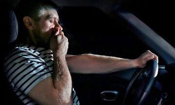 Πώς να μην σας πάρει ο ύπνος στην οδήγηση